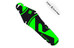 "rie:sel design rit:ze back fender saddle 26"" - 29"" bright green label"